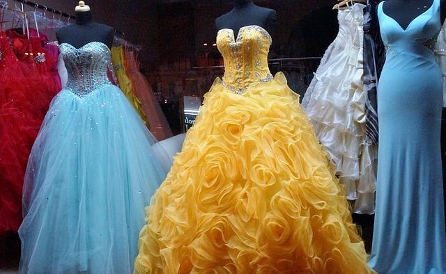 Robes de bal magnifiques pour correspondre à votre silhouette