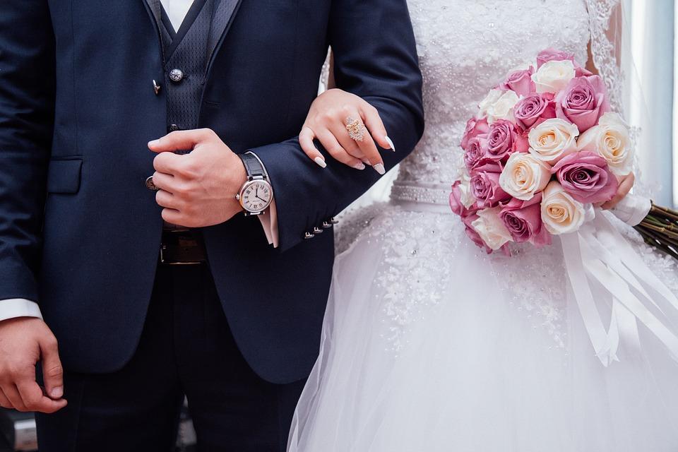Les différents préparatifs pour un mariage original