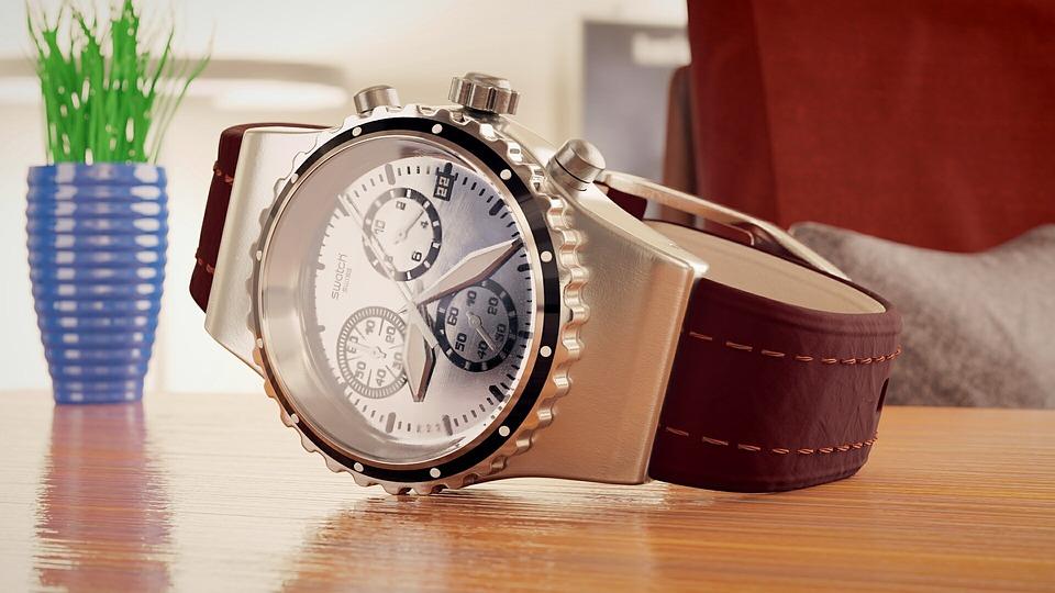 Une montre pour la saison estivale