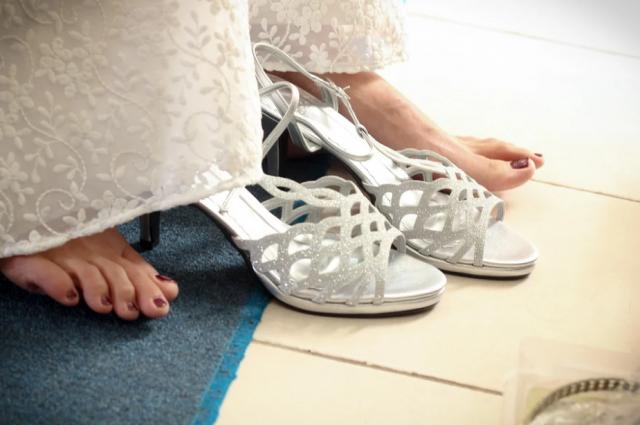 Chaussure de la mariée : sur quels critères baser son choix ?